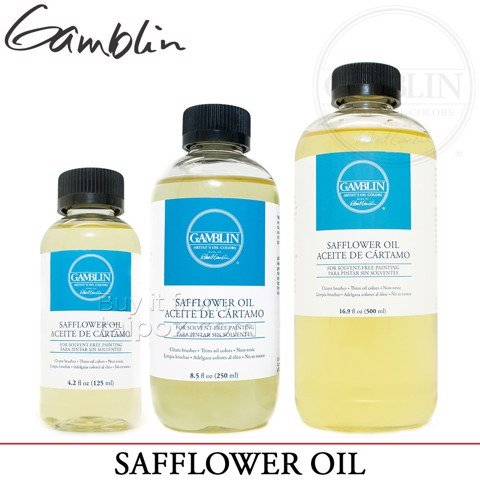 Dầu cây rum Gamblin Safflower Oil
