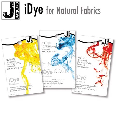 Bột nhuộm vải Jacquard iDye for Natural Fabric