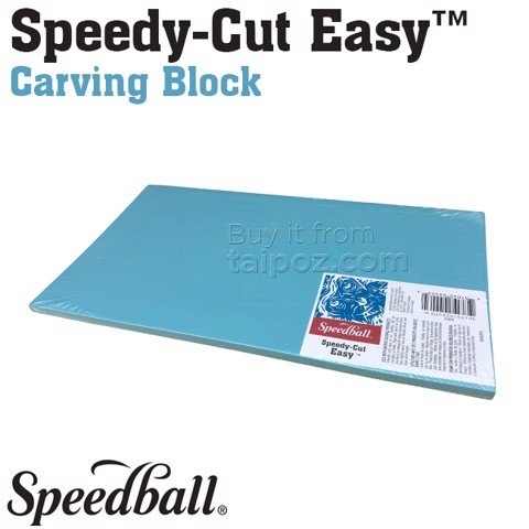 Cao su khắc Speedball Speedy-Cut Easy