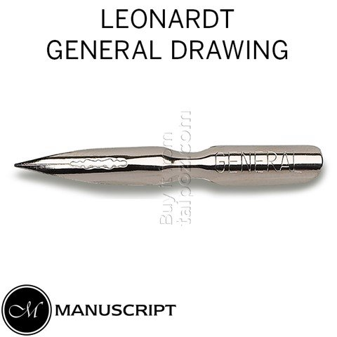 Ngòi Leonardt General Drawing
