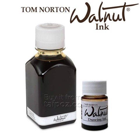 Mực walnut Tom Norton