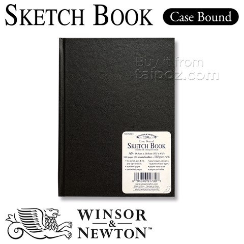 Sổ sketch Winsor & Newton - kiểu journal