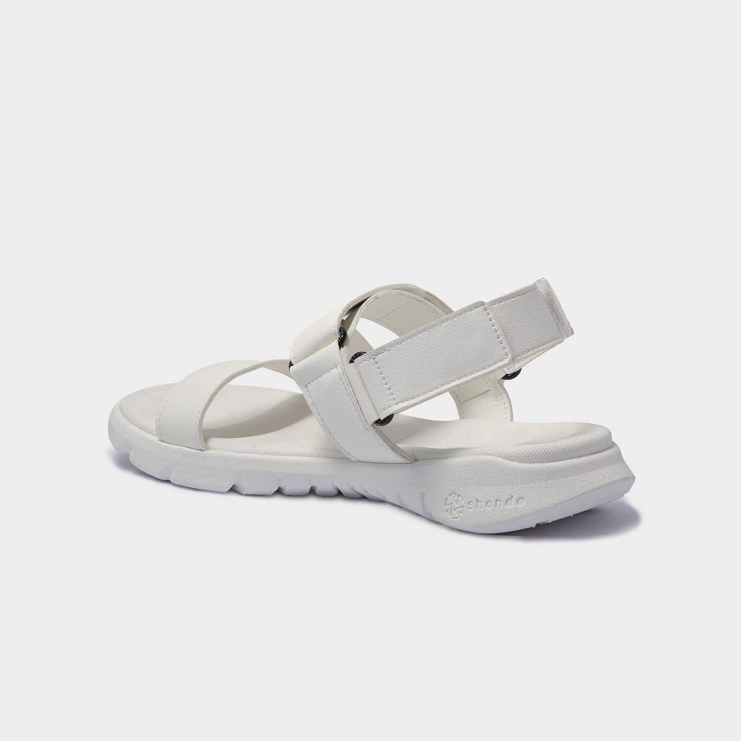 Giày sandals F6 sport trắng full F6S201