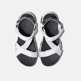 Sandals SHONDO Girly trắng full GIM0100