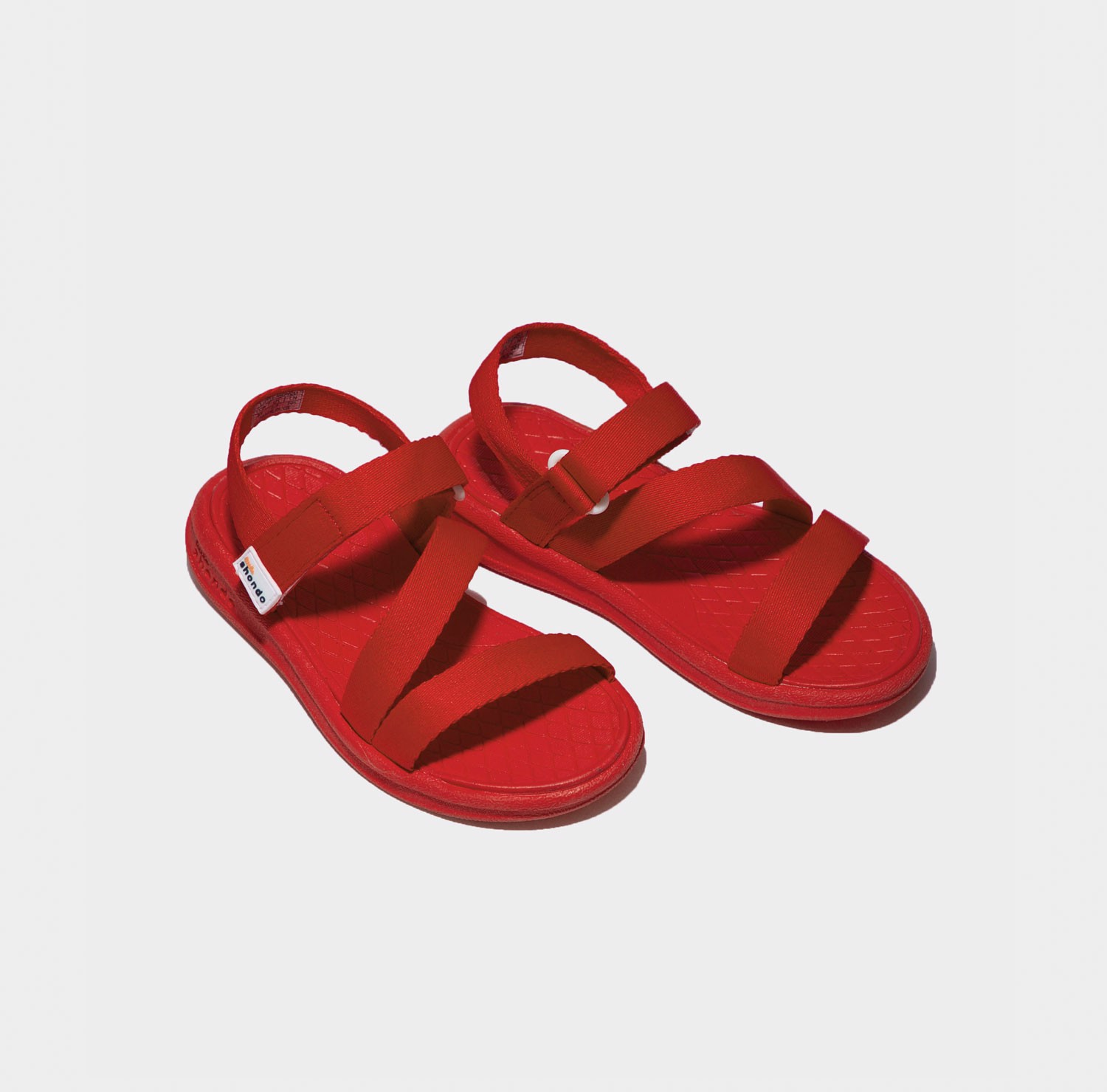 Sandals kids đỏ full LSM006