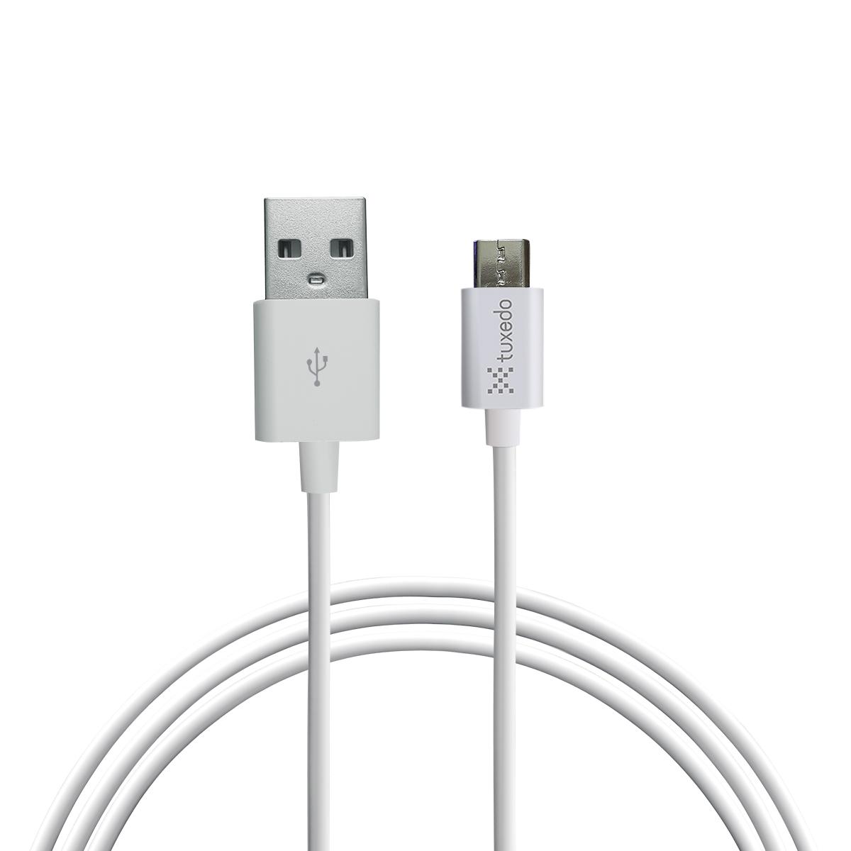 Cáp sạc điện thoại Tuxedo Micro USB dài 1m (hỗ trợ sạc nhanh)