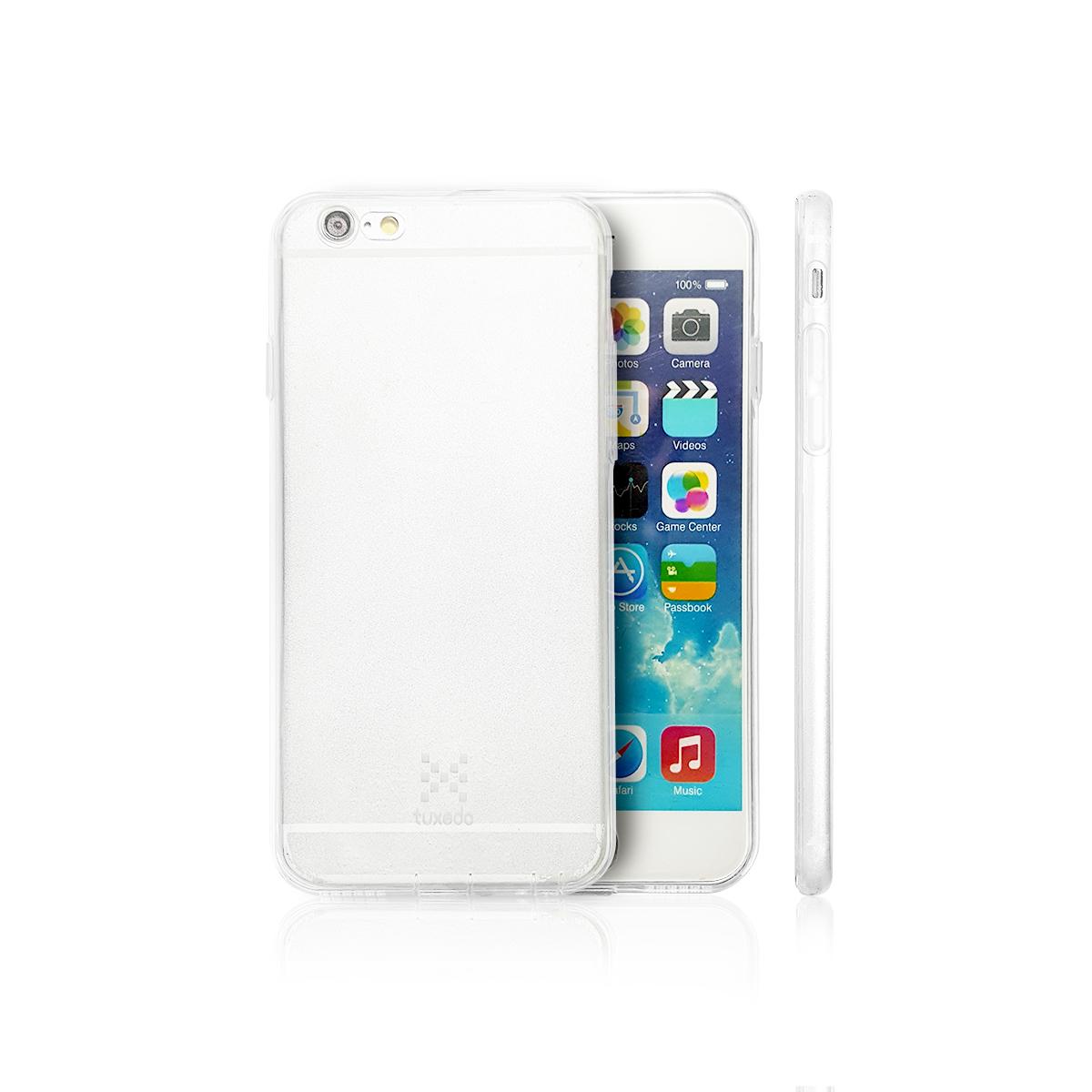 Ốp lưng iPhone 6/6S, Tuxedo AirSkin (nhựa TPU cao cấp, trong suốt, mềm mại, chống va đập)