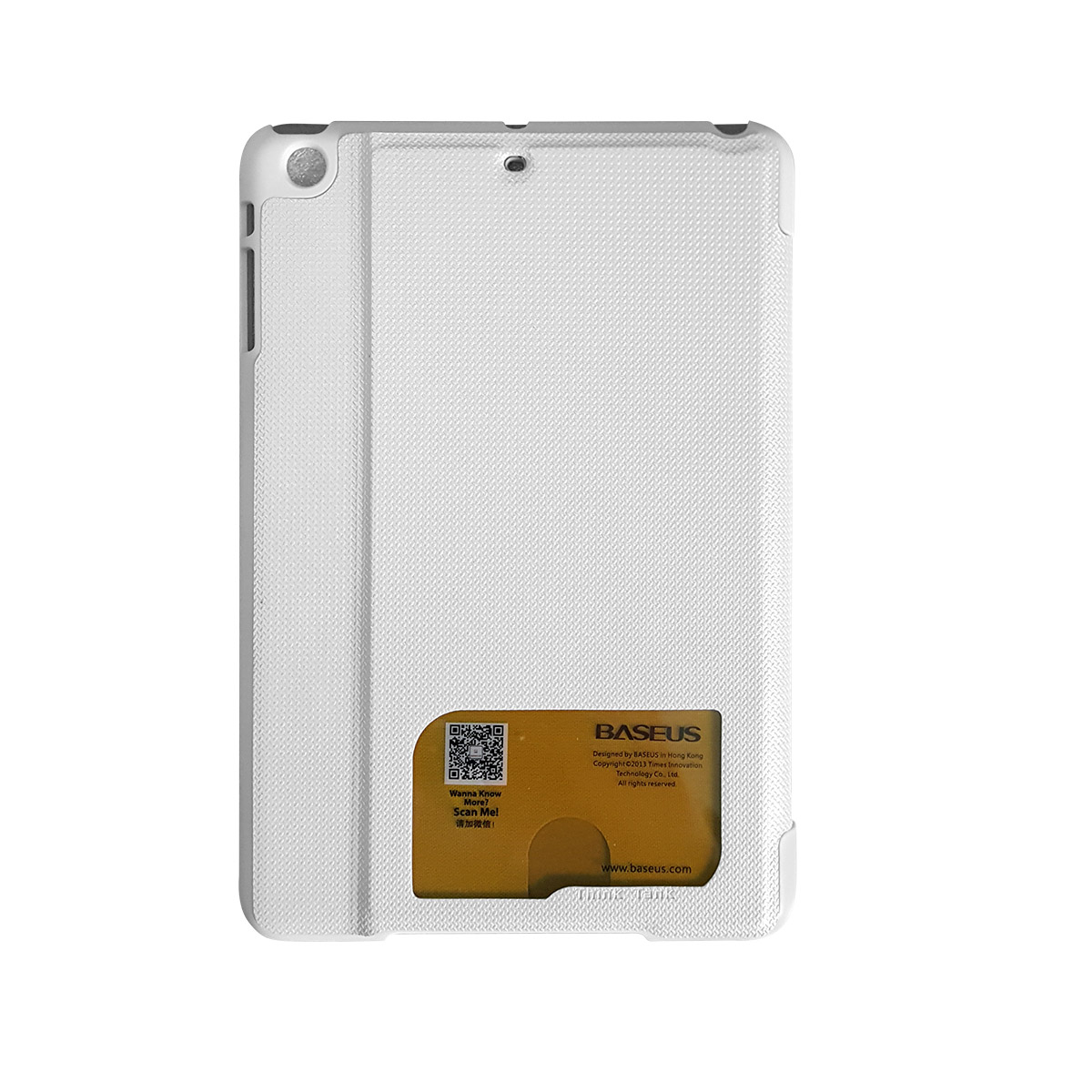 Bao da iPad mini Retina Baseus Think Tank (chất liệu giả da cao cấp, sang trọng, tiện dụng, chống va đập)