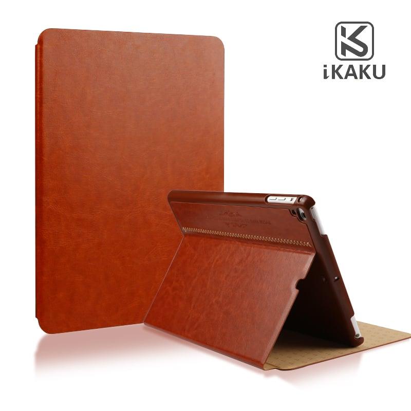Bao da iPad 8 Kaku ( da PU cao cấp, sang trọng, chống va đập )