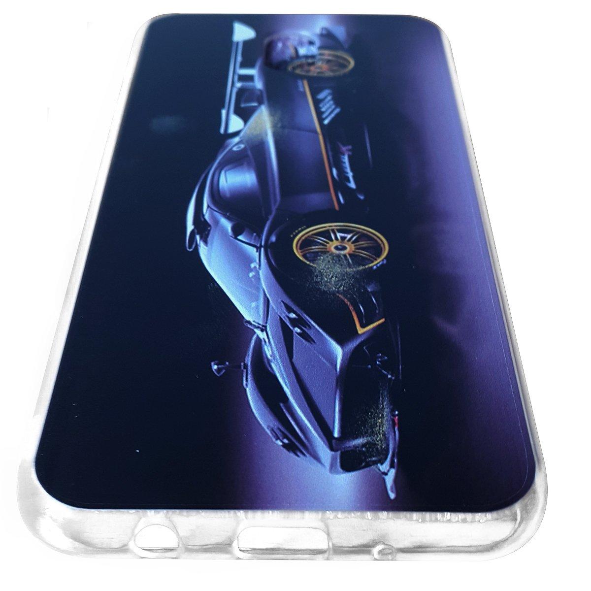 Ốp lưng Samsung Galaxy J7 Pro Tuxedo hình siêu xe (chất liệu nhựa dẻo đàn hồi, chống bụi, chống xước)