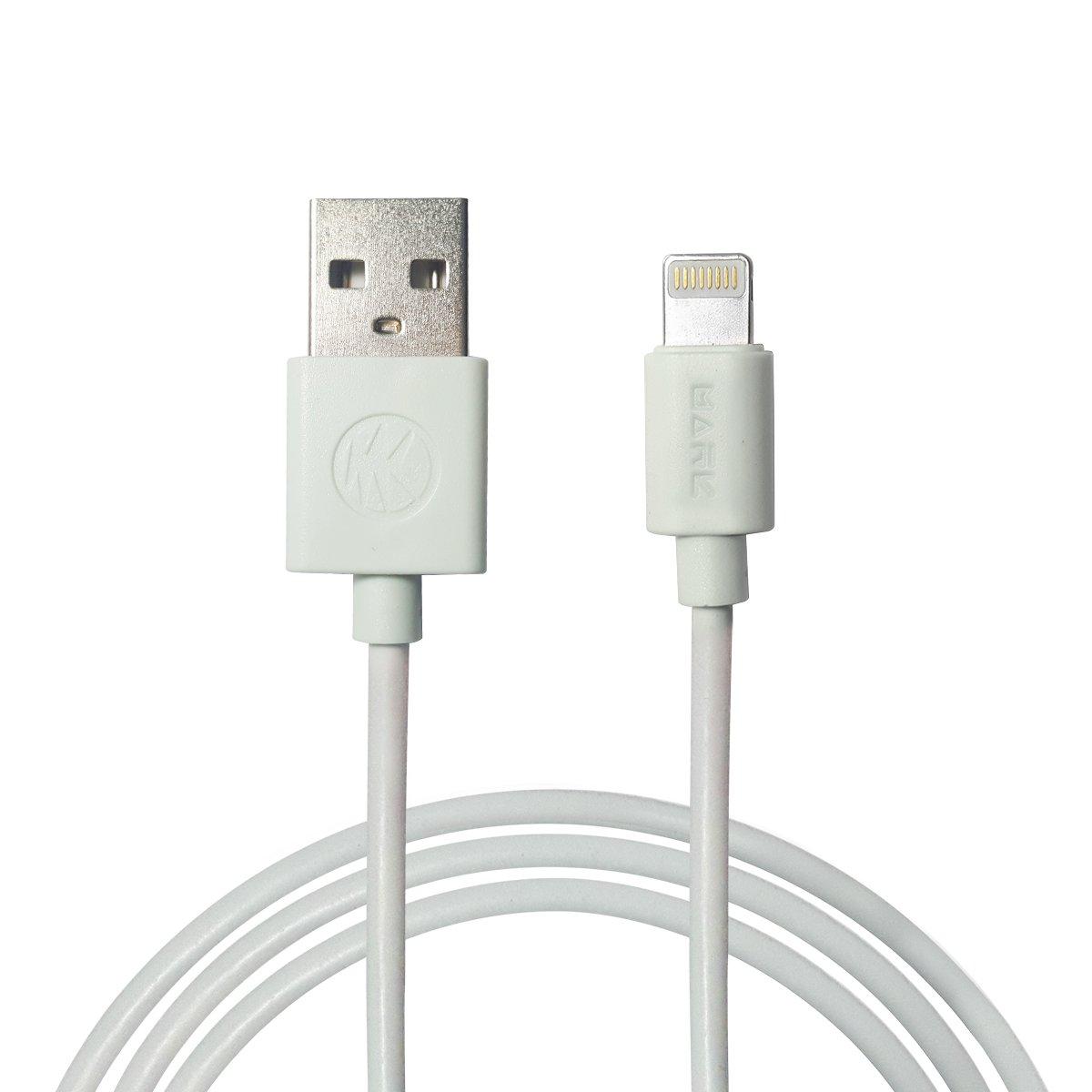 Cáp sạc điện thoại Mark Li5 Lightning USB dài 1m (hỗ trợ sạc nhanh)