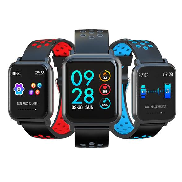 Đồng hồ thông minh đo sức khỏe Tuxedo SN60 Plus, sang trọng, đẳng cấp
