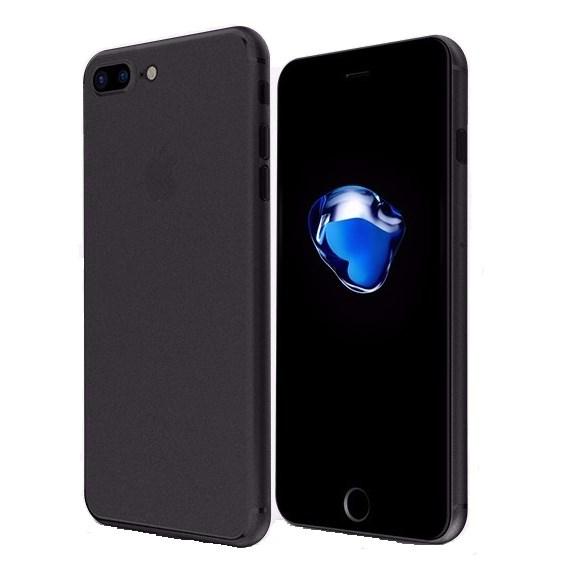 Ốp lưng iPhone 8 Plus / 7 Plus Tuxedo Slim fit, nhựa dẻo PP, siêu mỏng, chống bám vân tay, bụi bẩn
