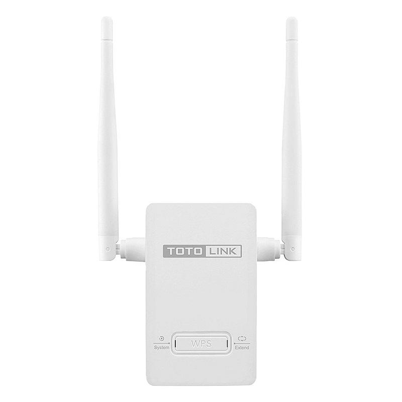 Bộ kích sóng WiFi Totolink EX200 kết nối WPS tiện lợi, hiệu năng cực cao