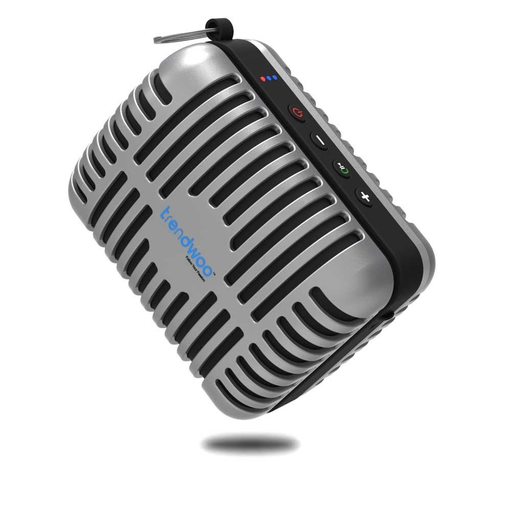 Loa Bluetooth Trendwoo Mic, bluetooth BK 2.1, âm thanh tuyệt đỉnh