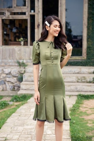 Aurora Dress từ Ines Clothing