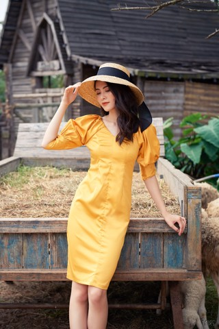 Barbara Dress từ Ines Clothing