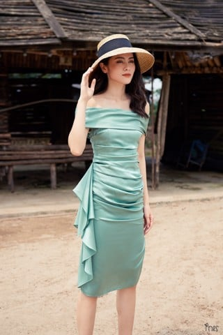 Nancy Dress từ Ines Clothing