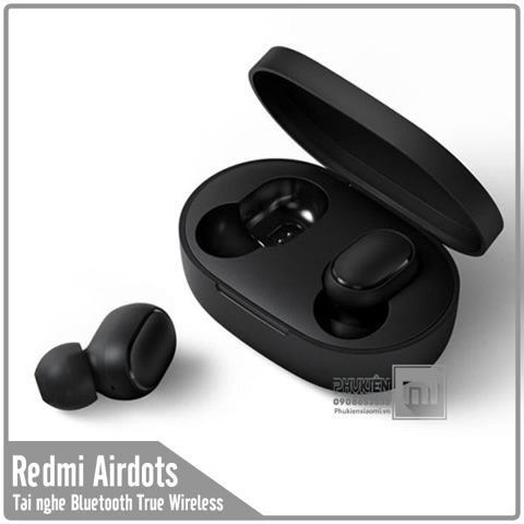 Tai nghe Bluetooth 5.0 True Wireless Redmi AirDots - TWSEJ04LS
