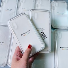 ỐP LƯNG IPHONE XS MAX - X/XS CLEAR CASE