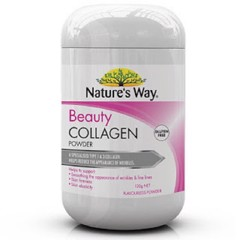 Bột chống lão hóa Natures Way Beauty Collagen Powder