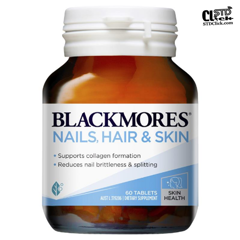 Viên uống Collagen Blackmores Nails Hair and Skin