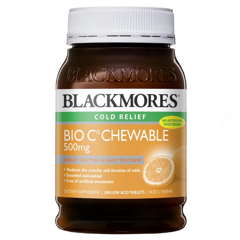 Viên uống Blackmores Bio C Chewable 500mg