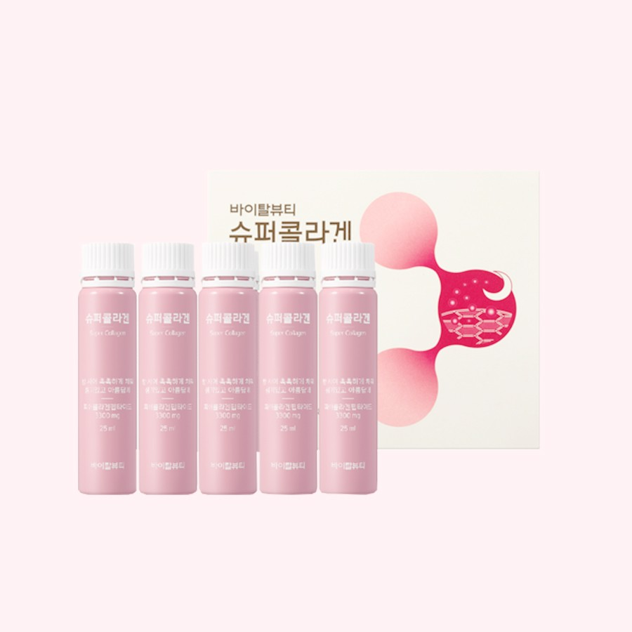 SET 5 ỐNG - NƯỚC UỐNG VB VITAL BEAUTIE SUPER COLLAGEN