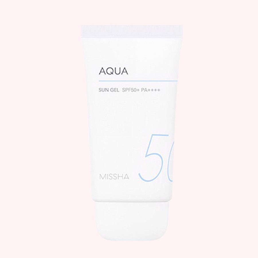 KEM CHỐNG NẮNG MISSHA ALL-AROUND SAFE BLOCK AQUA SUN GEL SPF50+/PA++++