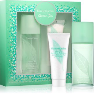 SET Nước hoa + Body Lotion Green Tea Elizabeth Arden