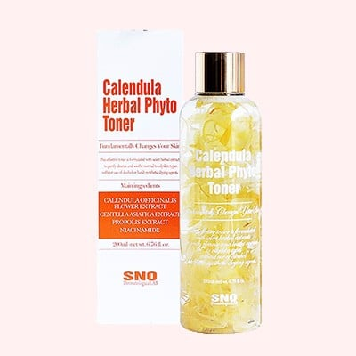 TONER HOA CÚC SNO CALENDULA HERBAL PHYTO (200ML)
