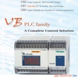 PLC Vigor VB0-14MR, VB0-20MR, VB0-28MR, VB0-32MR