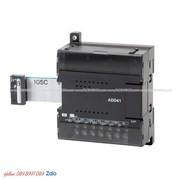 Mở rộng Omron CP1W-AD041, CP1W-AD042