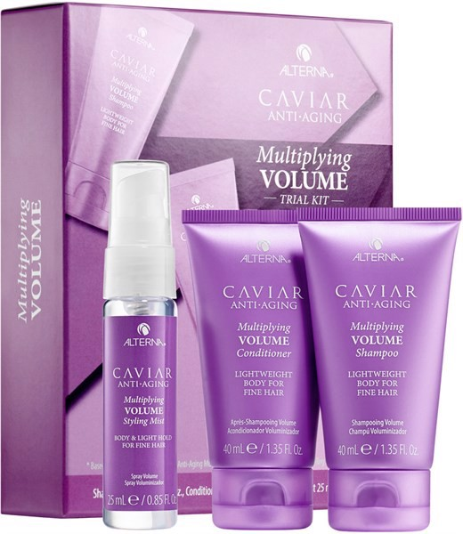 ALTERNA CAVIAR ANTI-AGING MULTIPLYING VOLUME TRIAL KIT