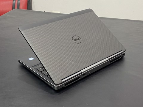Dell 7510 i7-6820HQ 8GB 256GB M1000M FHD