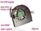 Fan Laptop Acer Aspire D640
