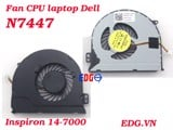 Fan Laptop Dell 7447
