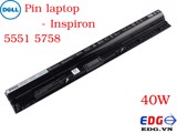 Pin Laptop Dell 5551 5758