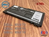 Pin laptop Dell E5470 E5270 E5570 47W