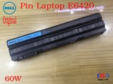 Pin Laptop Dell E6420 Original