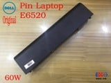 Pin Laptop Dell E6520 Original