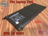 Pin Laptop DELl XPS 13 9350