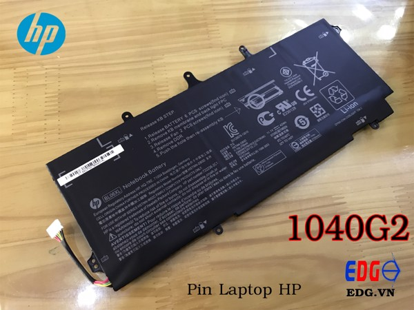 Pin laptop Hp 1040G2
