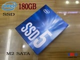Ổ cứng SSD 180GB M2 2280 Intel 5 series