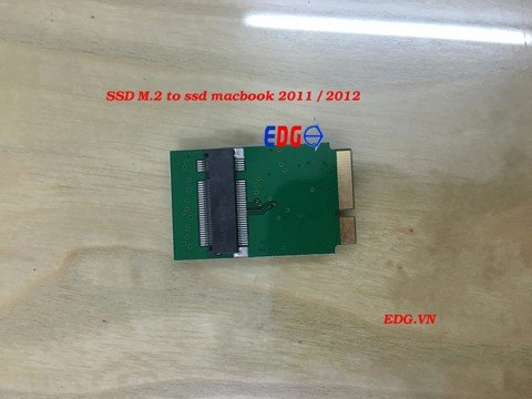 Adapter SSD M.2 TO SSD macbook air 2011 2012