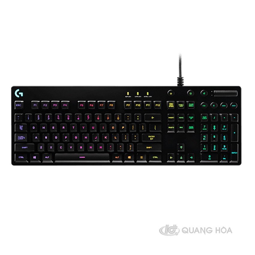 Bàn phím chuyên Game Logitech G810 Orion Spectrum RGB Mechanical Gaming Keyboard
