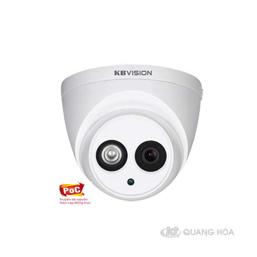 Camera KBVISION 4 IN 1 POC (2.0 MP) KX-2004iS4