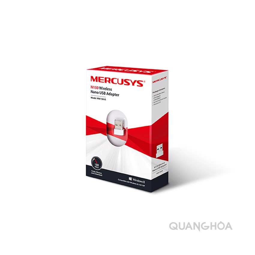 USB Wifi N150 Mercusys MW150US