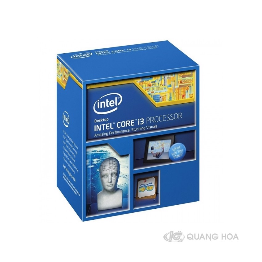 CPU Intel Core I3-4160 (3.6GHz)
