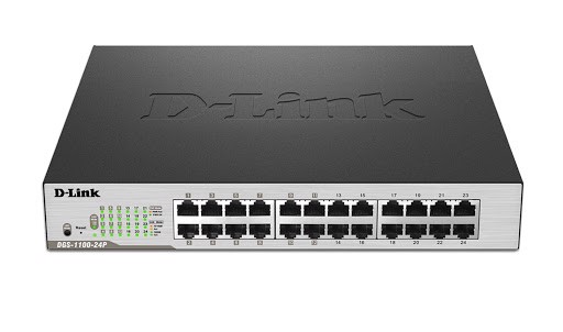 Switch D-Link DGS 1024D 24-Port Gigabit